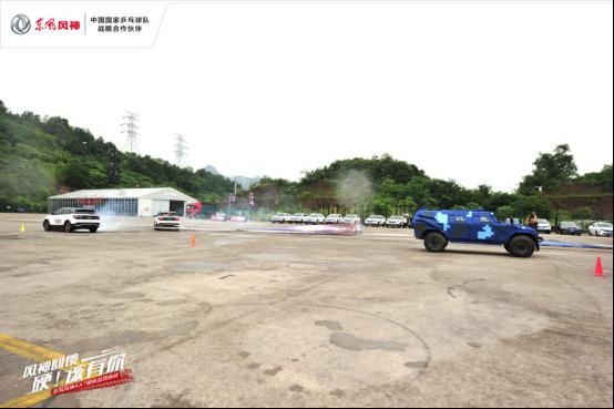硬核联手 突破边界——东风风神AX7硬核品质挑战燃擎开启